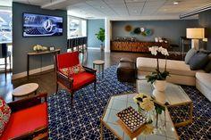 Mercedes-Benz Aces Design in U.S. Open Suite