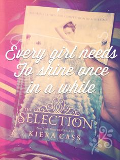 The selection by Kiera Cass is one of my favorite series, I am eagerly awaiting The Heir and the second set of Selection stories! #TeenReadWeek #PenguinTeen