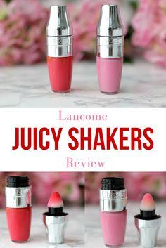E l l e S e e s: Lancome Juicy Shaker Review--cute for lips