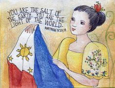 peggy aplSEEDS: You are the Light of the World!
