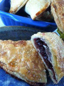 HAND PIES ~~  recipes for crust + apple filling + cherry filling + suggestions for savory fillings