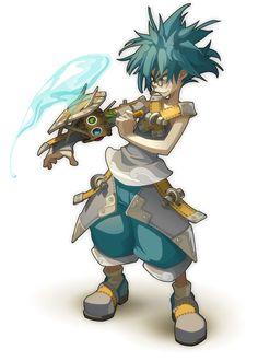 Feca's Shield Male