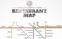 Mit dieser Karte könnt ihr euch einmal durch Berlin essen.
