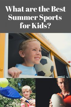 Keep your kids busy and entertained this summer with these best summer sports for kids. Sports will keep them off a screen too. Games For Kids, Activities For Kids, Outdoor Party Games, Kids Up, Summer Games, Kids Board, Family Game Night, Children In Need, Kids Health