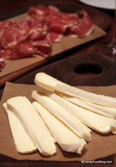 Cheese at Tutto Gusto (Epcot)
