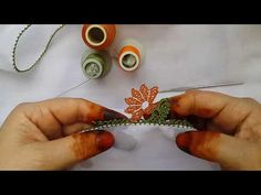 Make It Yourself, Flowers, Youtube, Jewelry, Crochet Octopus, Ideas, Embroidery Ideas, Tejidos, Amigurumi