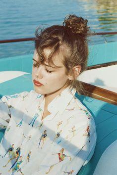Le lookbook printemps/été 2014 de G.Kero