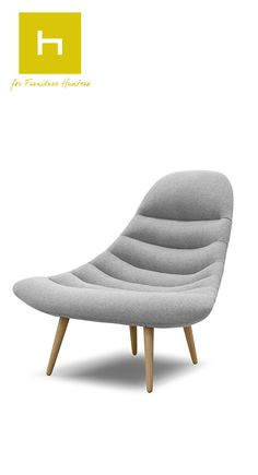 The Nest Lounge Chair Is One Of The Latest Designs Of Nordic Influence From  Scandinavian Design