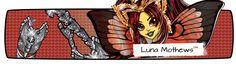 Luna Mothews | Monster High Characters | Monster High