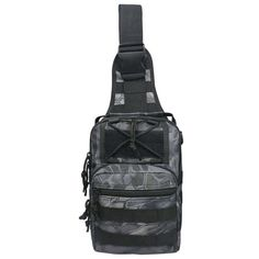 Stone Island 19SS Body Chest Tactical Bag