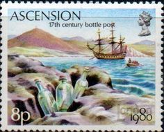 Ascension Island 1981 Cable and Wireless Earth Station Mint SG 281 Scott 273 Other Ascension Island Stamps HERE