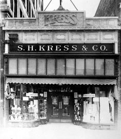 Old Kress store