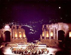 Teatro di Taormina, Messina