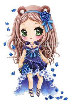 :C: Caroline by tho-be.deviantart.com on @deviantART