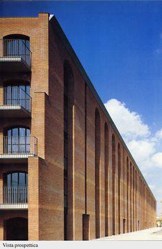 Edificio di Massimo Carmassi