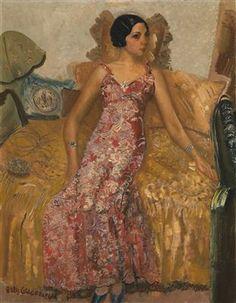 Boris Dmitrievich Grigoriev - Auction results - Artist auction records