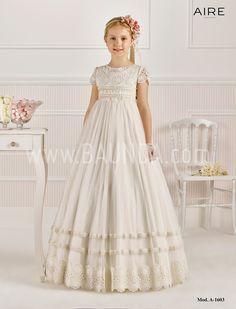 vestidos de primera comunion baunda