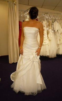 Robe de mariée neuve - Vosges