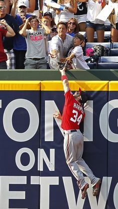 Nationals vs. Braves: Bryce Harper homers as Washington wins, 8-4 - The Washington Post