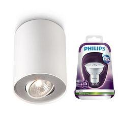 Nero Deckenspot inkl. LED Leuchtmittel von PHILIPS | PHILIPS | STL8598 563303116 - Click-Licht.de
