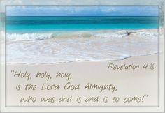 Revelation's Worship: Holy Holy Holy..  #LiveWonderstruck for #Lent