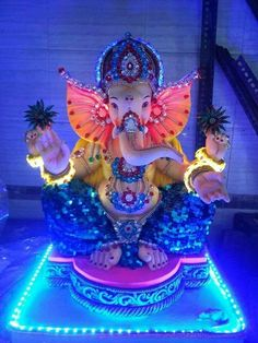 Lord Ganesh ganapathy vinayagar sahasranamam vishnu latest new good morning வினாயகர் கனபதி இனிய காலை வணக்கம் image Tik Tik ithayathudippu 2019 Jai Ganesh, Ganesh Lord, Ganesh Idol, Shree Ganesh, Ganesh Statue, Ganesh Images, Ganesha Pictures, Ganesh Chaturthi Quotes, Om Gam Ganapataye Namaha
