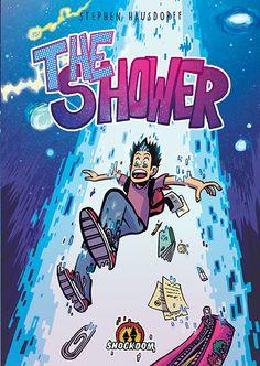 The Shower: la nuova pubblicazione targata Shockdom!