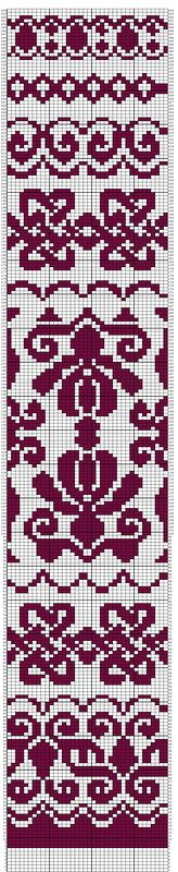 ✩ Check out this list of creative present ideas for bbq and grilling fans Cross Stitch Borders, Crochet Borders, Crochet Chart, Cross Stitch Charts, Cross Stitch Patterns, Knitting Charts, Knitting Socks, Knitting Patterns, Sewing Patterns