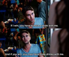 Chace Crawford as Marco in What To Expect When You're Expecting What a deal
