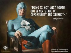 haha..love the photo, but the quote is very true. Opportunity is the name of the game!