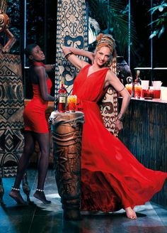 "2014 - ""Worldwide Celebration"" - Starring Uma Thurman by Koto Bolofo"