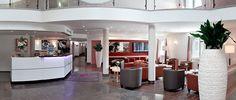 Lobby |RAMADA Hotel Leipzig City Centre