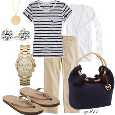 """""""Outfit 6/17/12"""" by ej914 on Polyvore"""