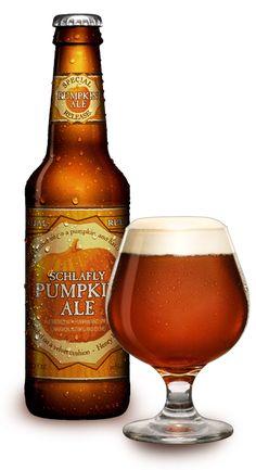 Schlafly - Pumpkin Ale