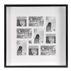 Heal's   Black 10 Multi Aperture Photo Frame - Multi Aperture Photo Frames - Frames - Accessories