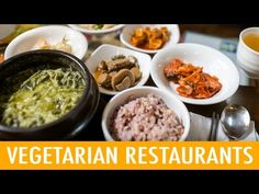 ▶ 8 Places to Eat Vegetarian in Korea (KWOW #176)