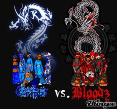 crip or blood - Google Search