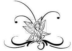 """Résultat de recherche d'images pour """"tatouage fée femme"""""""