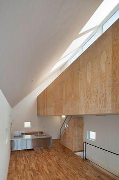 Japanese mini-house in Kodaira Tokyo by International Royal Architecture