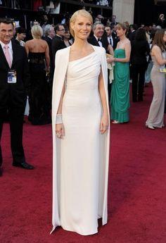 米ファッション誌「ヴォーグ」が選ぶ、第84回アカデミー賞のベストドレッサーに輝いたグウィネス・パルトロウ。