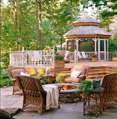 96 best Discover Your Deck Style images on Pinterest | Backyard ...