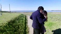 Esperanza Mía: Primer beso de Tomas y Esperanza  HD Series Movies, Mariano Martinez, Couple Photos, Couples, Descendants, Amor, First Kiss, Kisses, Novels