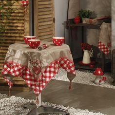 Nappe carrée picnic