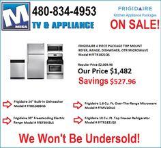 Kitchen Appliance Package Sale Gilbert Chandler Mesa AZ  Http://discount.mesatvappliance. Part 34