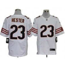 NFL Jersey's Nike Devin Hester Chicago Bears Youth Game Jersey - White