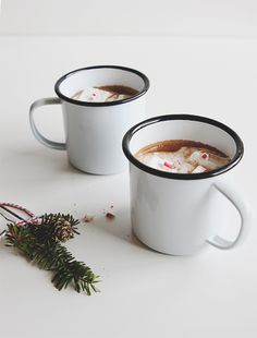 Peppermint Mocha from The Fauxmartha