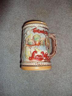 Las Vegas Vintage Made in Japan Ceramic Mug
