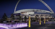 wembley exterior at night - Google Search