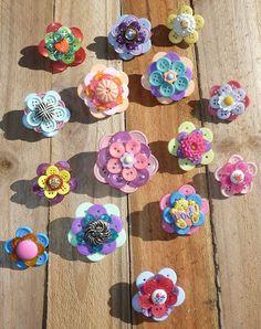 49 Best Craft Ideas Images Manualidades Button Bouquet Button Crafts