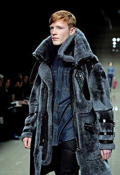 men-fur-coats-for-this-wint LookBook Beauty & Fashion Mink Jackets